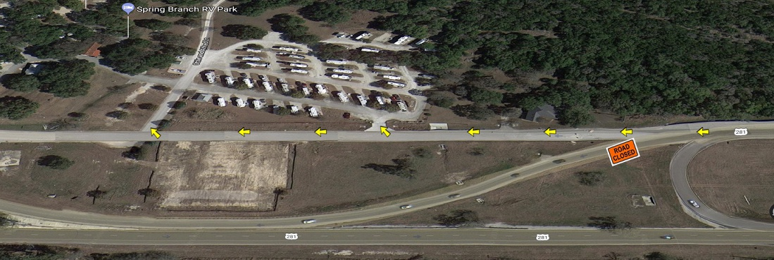 Spring Branch Rv Park Contact Us