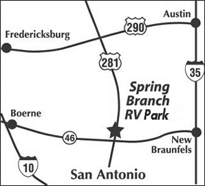 Spring Branch Rv Park Your Best Choice For San Antonio